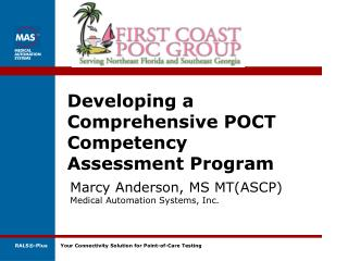 Developing a Comprehensive POCT Competency Assessment Program
