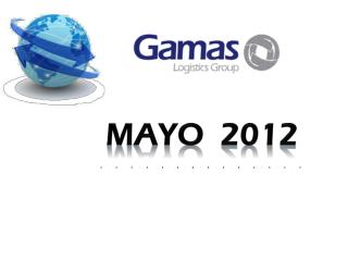 MAYO 2012