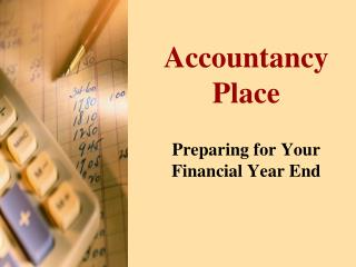 Accountancy Place