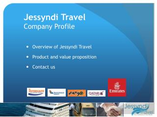 Jessyndi Travel  Company Profile