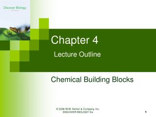 Chapter 4 Lecture Outline