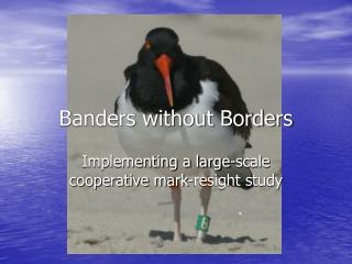 Banders without Borders