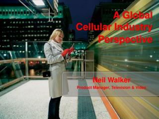 A Global Cellular Industry Perspective