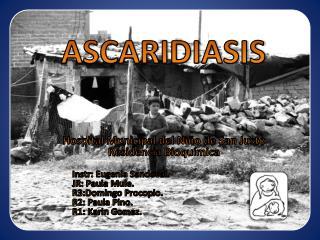 ASCARIDIASIS