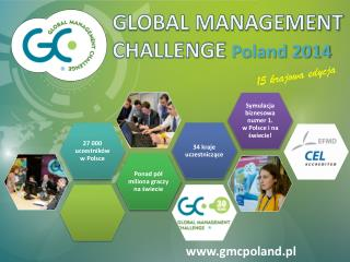 GLOBAL MANAGEMENT CHALLENGE  Poland 2014