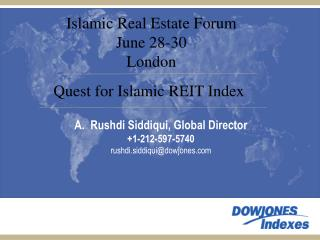 Rushdi Siddiqui, Global Director +1-212-597-5740 rushdi.siddiqui@dowjones