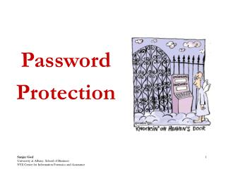 Password Protection