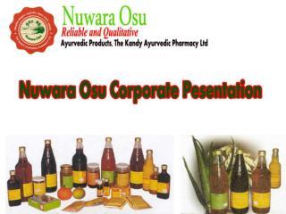 """"""" Nuwara Osu """""""