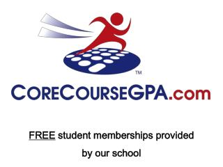 FREE  student memberships provided by our school