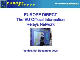 EUROPE DIRECT The EU Official Information  Relays Network