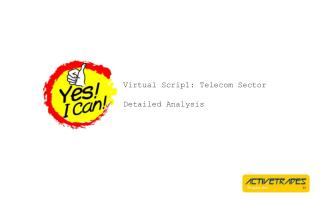 Virtual Scrip1: Telecom Sector Detailed Analysis