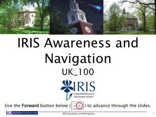 IRIS Awareness and Navigation UK_100