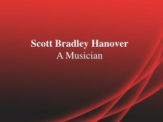Scott Bradley Hanover