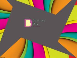 Business Day offers outsourcing services in sales.