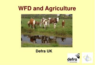 WFD and Agriculture