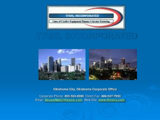 Oklahoma City, Oklahoma Corporate Office