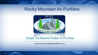 Rocky Mountain Air Purifiers