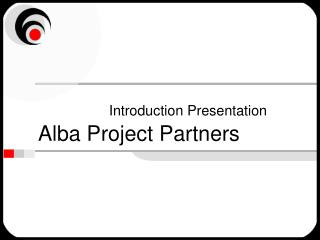 Alba Project Partners