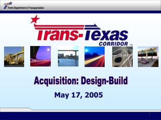 Acquisition: Design-Build