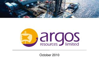 Argos Resources Limited