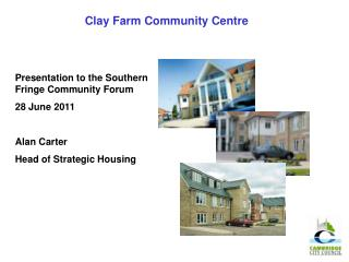 Clay Farm Community Centre