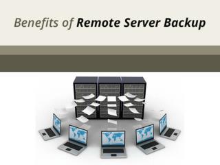Effective Remote Backup in Kansas City