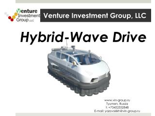 Venture Investment Group ,  LLC