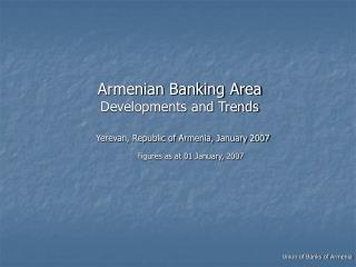 Union of Banks of Armenia