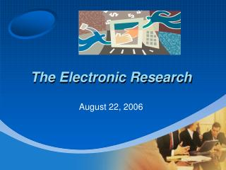 The Electronic Research