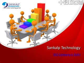 SEO Company in Delhi-Sankalp Technology