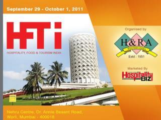HRAWI Hotel and Restaurant Association (Western India)