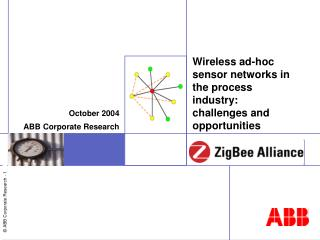 Wireless ad-hoc sensor networks in the process industry: challenges and opportunities