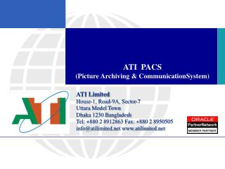 ATI  PACS (Picture Archiving & CommunicationSystem)