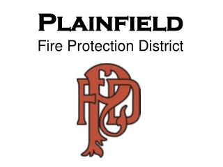Plainfield Fire Protection District