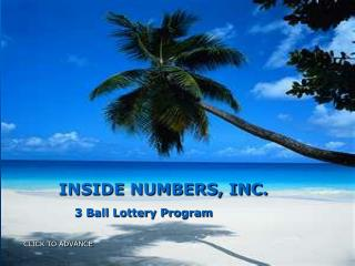 INSIDE NUMBERS, INC.