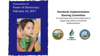 Standards Implementation and Assessment Update