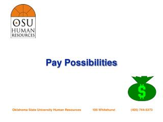 Pay Possibilities
