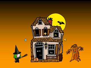 2007 Rideshare Haunted Halloween  Open House & Costume Contest 9:00 am to 12:00 pm