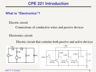 CPE 221 Introduction