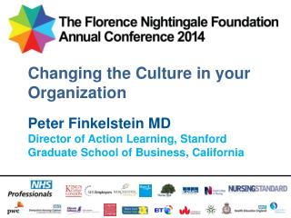 Peter Finkelstein MD Director of Action Learning, Stanford Graduate School of Business, California