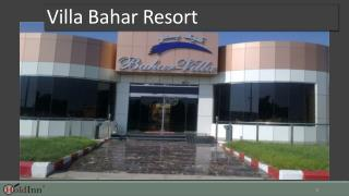 Villa Bahar Resort
