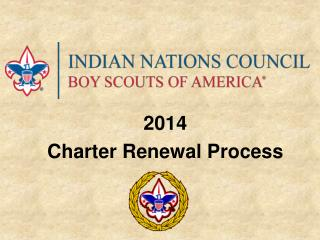 2014 Charter Renewal Process