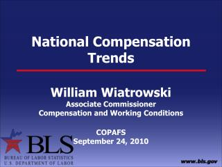 National Compensation Trends