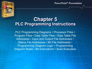 Chapter 5 PLC Programming Instructions