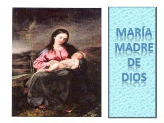 MARÍA es la persona que más cerca ha estado de JESÚS