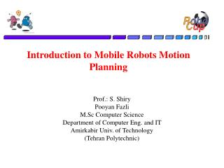 Introduction to Mobile Robots Motion Planning