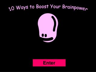 10 Ways to Boost Your Brainpower