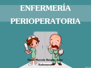 ENFERMERÍA PERIOPERATORIA