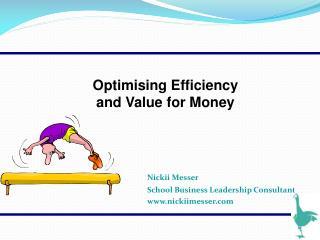 Nickii Messer School Business Leadership Consultant nickiimesser