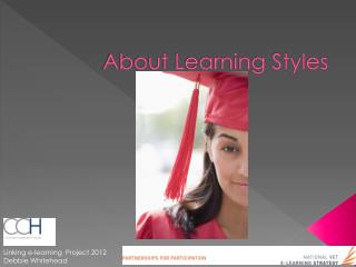 About Learning Styles